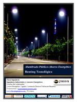 Ahorro Energético Alumbrado Público