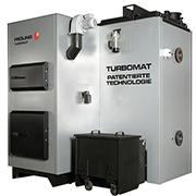 Caldera de biomasa Turbomat