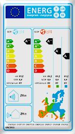 Nuevo Etiquetado energético climatización