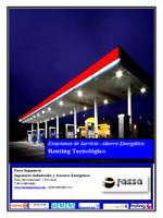 Ahorro Energético Estaciones de Servicio