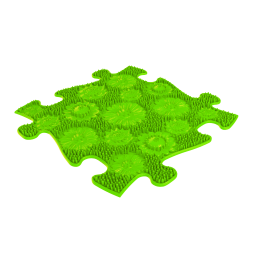 Blumenfeld weich Lime