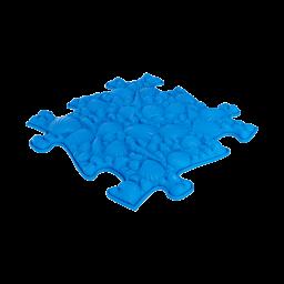 Muscheln weich Blau