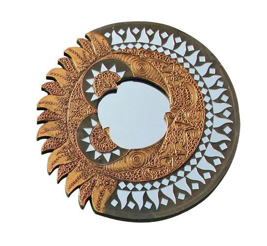 Sonne-Mond-Spiegel