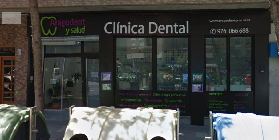 """Licencia Urbanística y de Actividad Ambiental Clínica Dental """"Aragodent"""""""