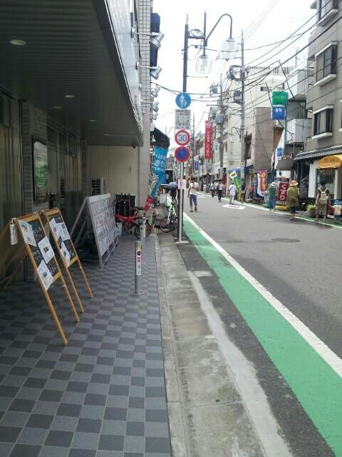 九品仏商店街