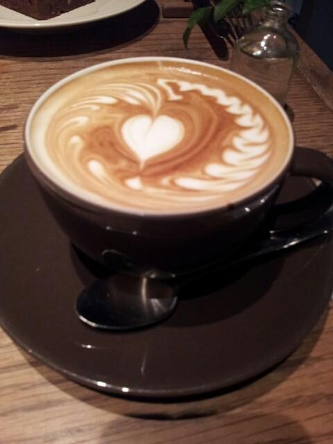 自由が丘のカフェ