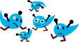 [ウォウォベイビーズ] パラダイスの水の赤ちゃん達、グループで行動しさわがしい