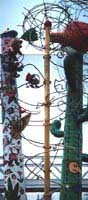 花博 オブジェの樹 オブジェデザイン