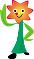 [ラワー] 花の精、情報や知識が豊富