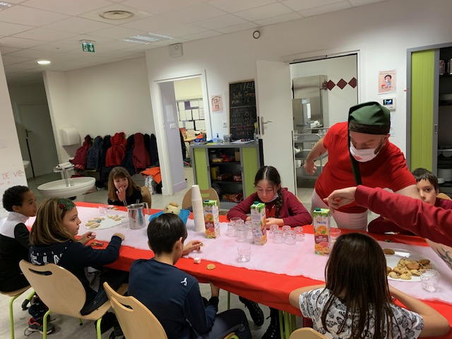 Quelques photos du grand jeu de Noël de Basse-Rentgen