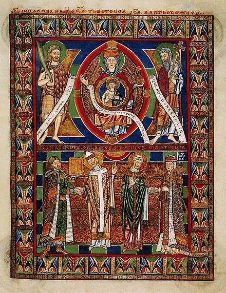 Das teure Buch - das Evangeliar Heinrich des Löwen