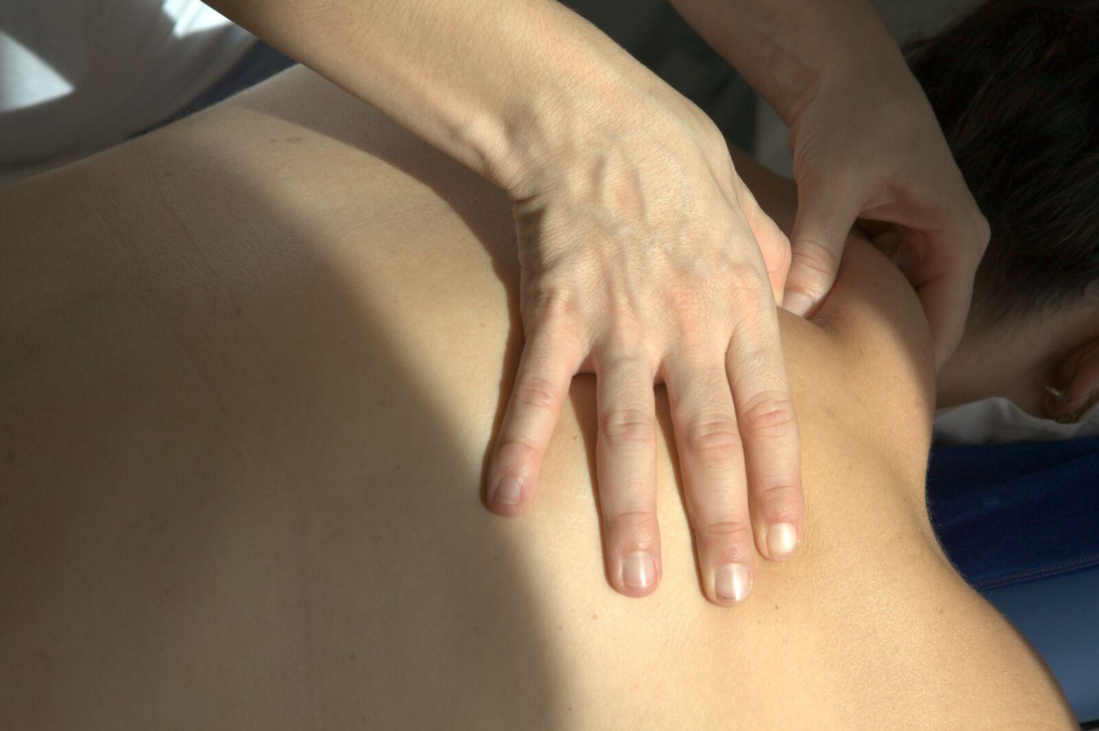 Massagetechniken