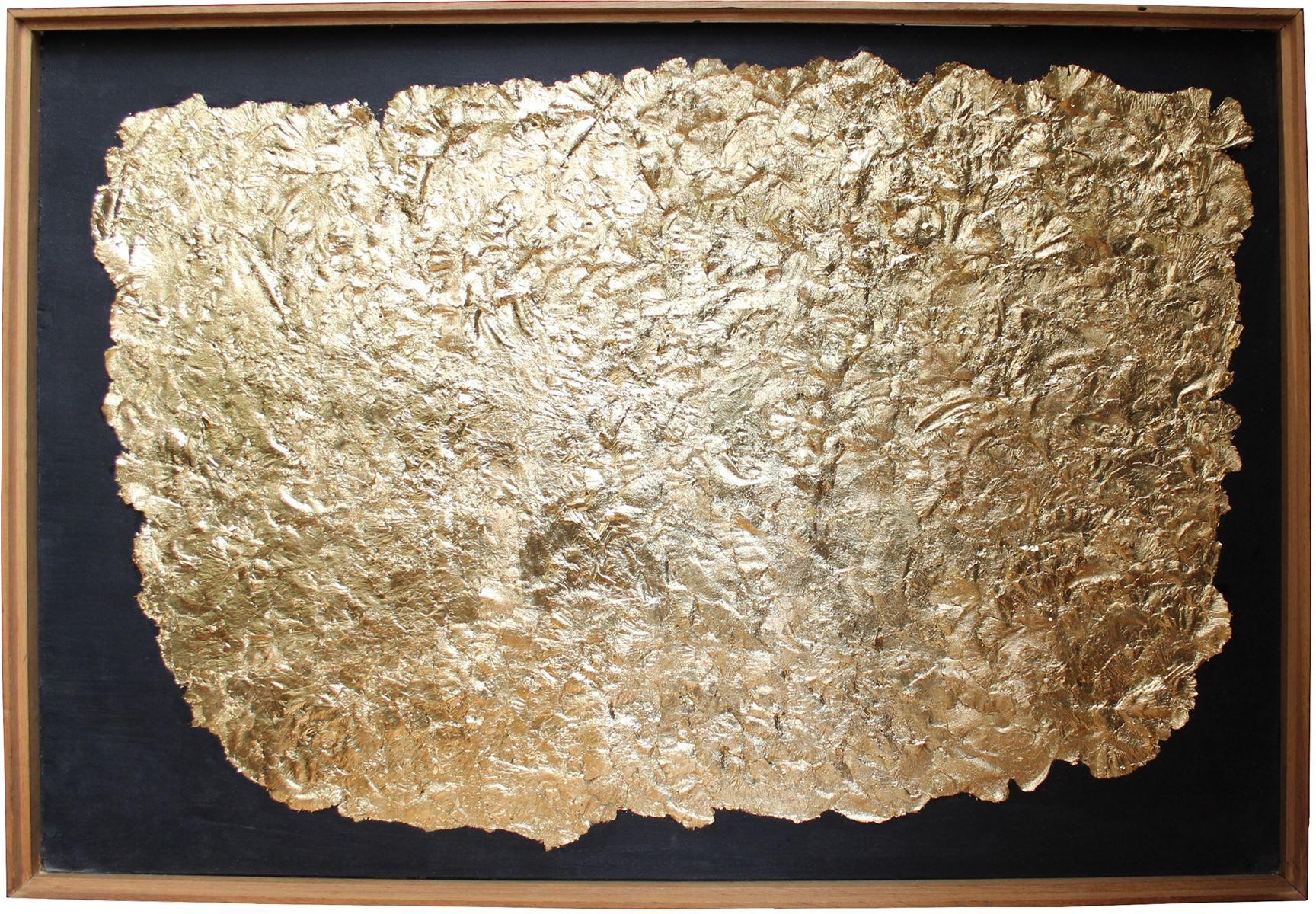 Cérémonie. Tehnică mixtă pe lemn. 85 x 124 cm