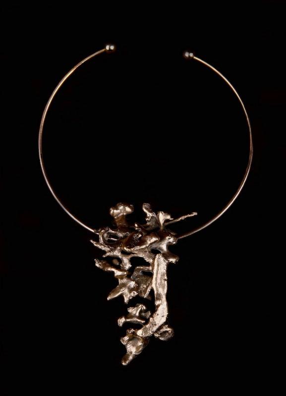 Colier bronz