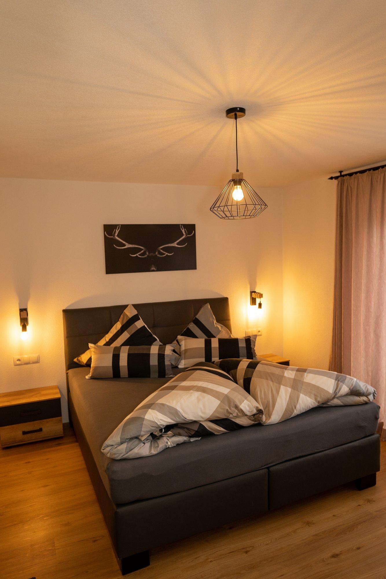 Doppelzimmer Ahornblick