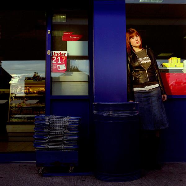 """""""Katie"""" 2007."""