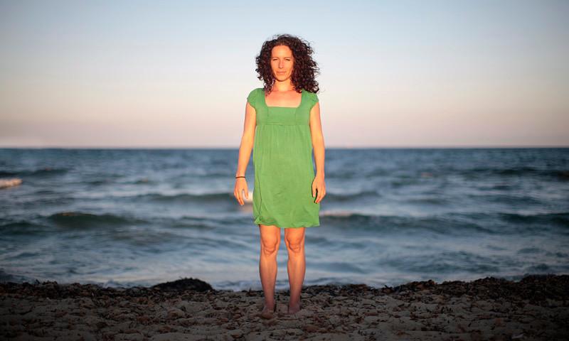 """""""Alicia y su luz"""" 2011."""