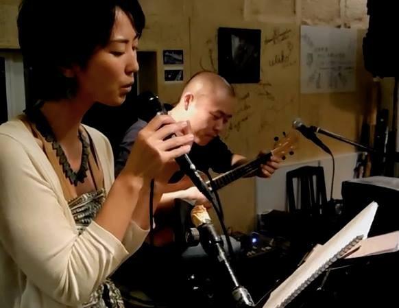 主査者の奥村さんの歌も2曲、伴奏させて頂きました☆