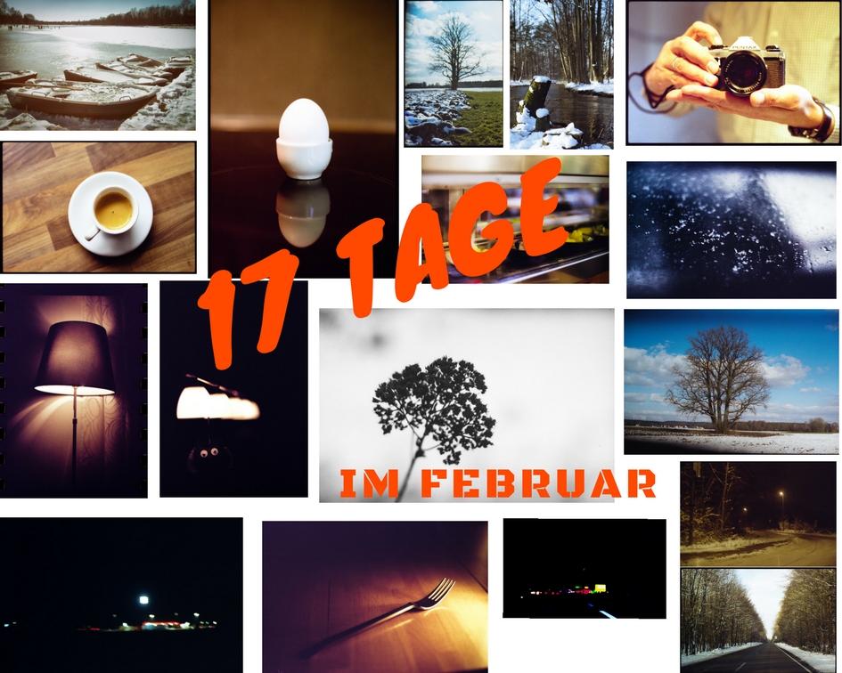Projekt Zeitkapsel - 17 Tage im Februar