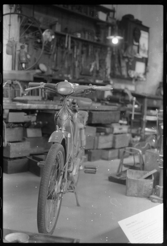Moped-Werkstatt - Zweiräder