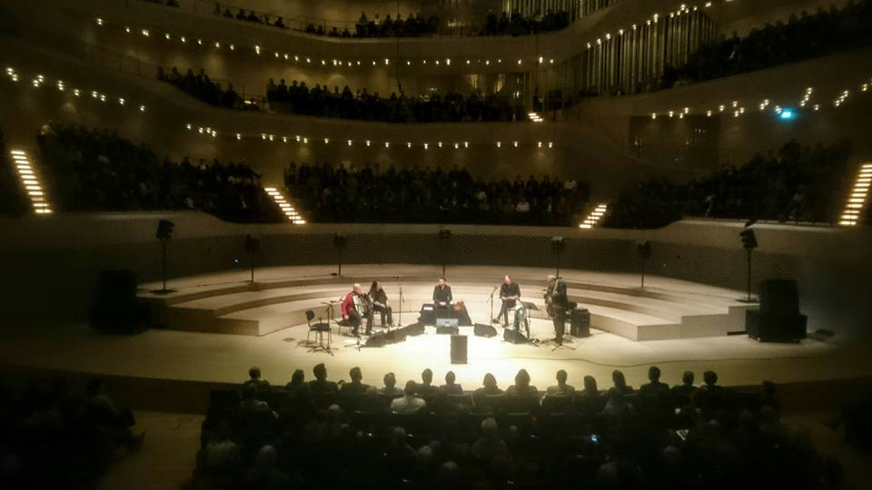 Mit Dima Orsho, Jasser Haj Youssef, Kinan Azmeh, Michel Godard, Elbphilharmonie Hamburg