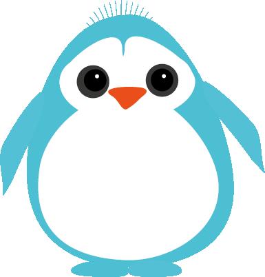pingui blue