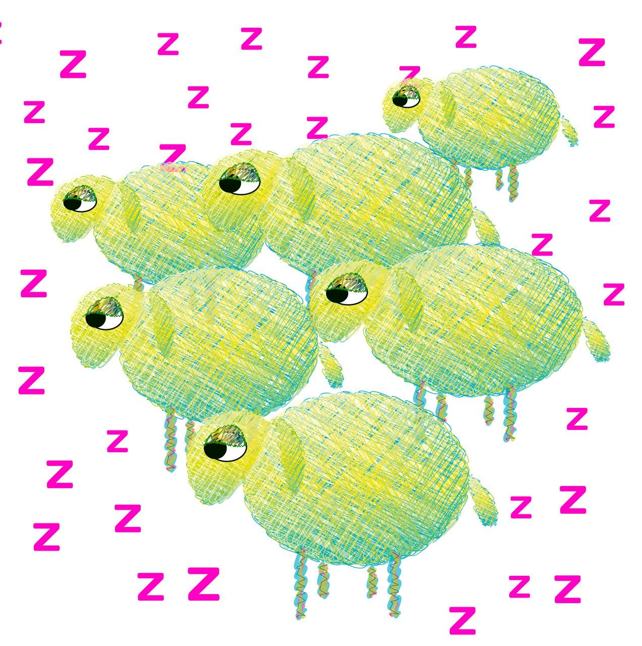 Ovejitas y a dormir