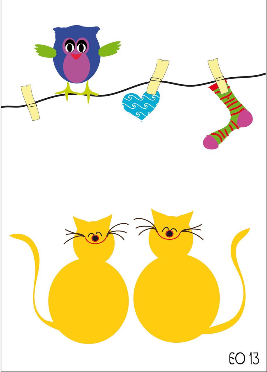 Gatitos amarillos