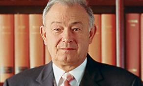 Günther Beckstein - Bayrischer Innenminister - Colloquium 2006