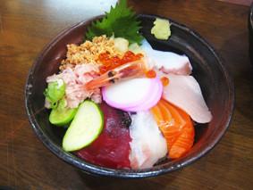激うま!海鮮丼