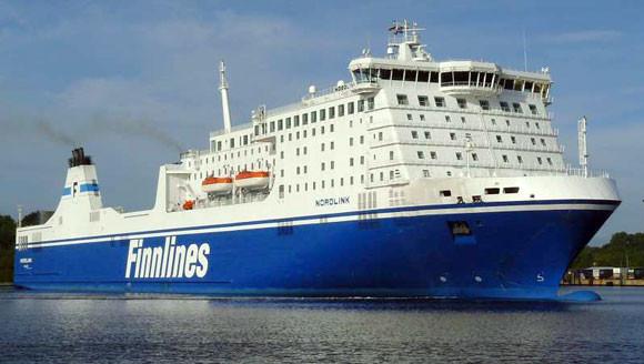 Finnlines Nordlink ex 6134