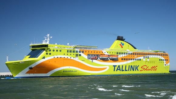 Tallink Group Superstar ex 6140