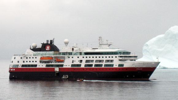 Hurtigruten Fram ex 6144