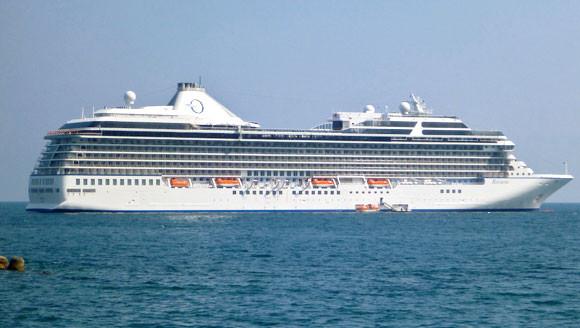 Oceania Riviera 6195
