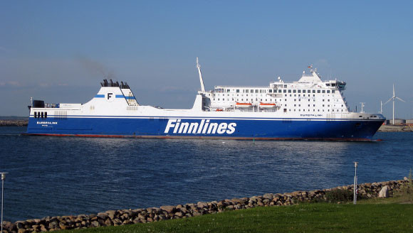 Finnlines Europalink ex 6133