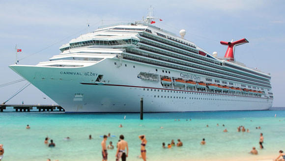 Carnival Glory - ex 6058