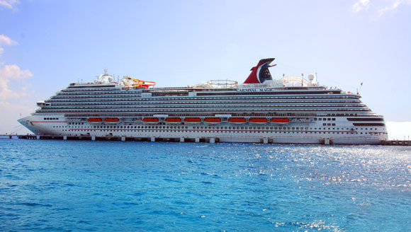 Carnival Magic ex 6167