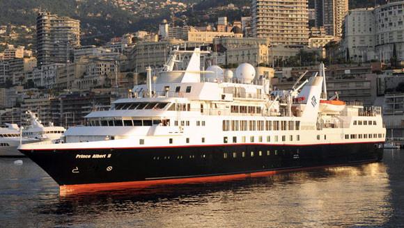Silversea Explorer ex Prince Albert 2