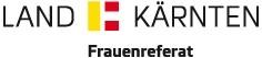 Logo Frauenreferat des Landes Kärnten