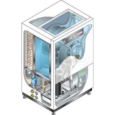Sole/Wasser-Wärmepumpen nutzen die im Erdreich gespeicherte Wärme. Zur Gewinnung dieser Wärme dienen Erdsonden oder Erdkollektoren, die die Erdwärme über eine Soleflüssigkeit an die Wärmepumpe im Haus liefern.