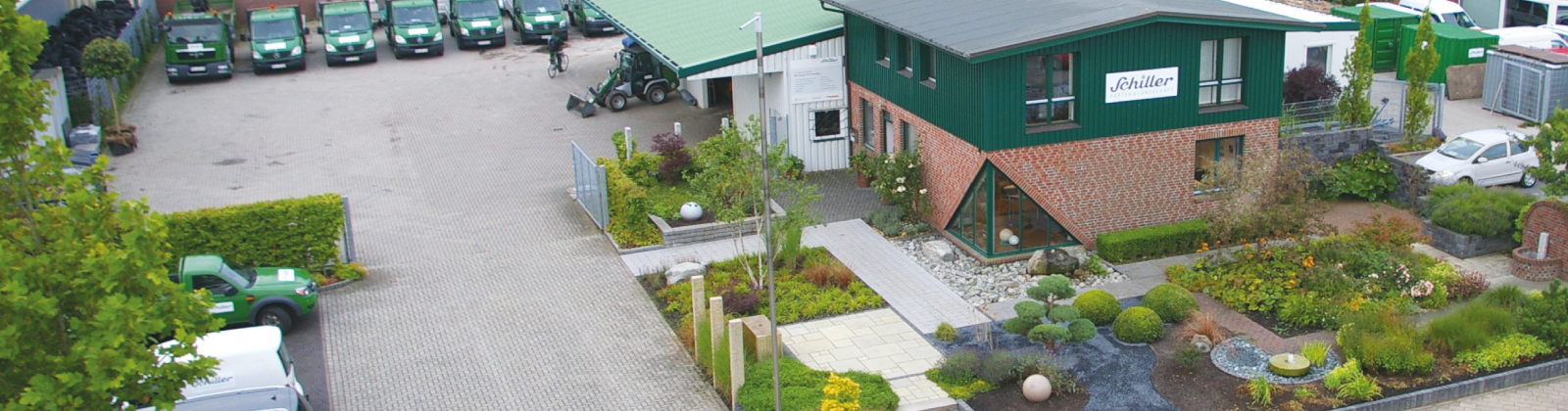 Schiller Gartengestaltung - Garten und Landschaftsbau Cuxhaven