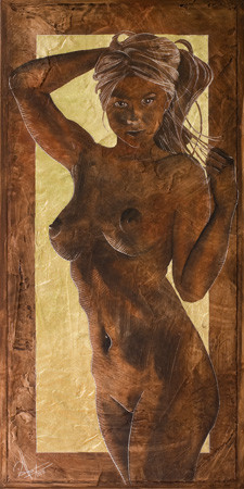 Richard Hoedl Original Fine Art Nudes