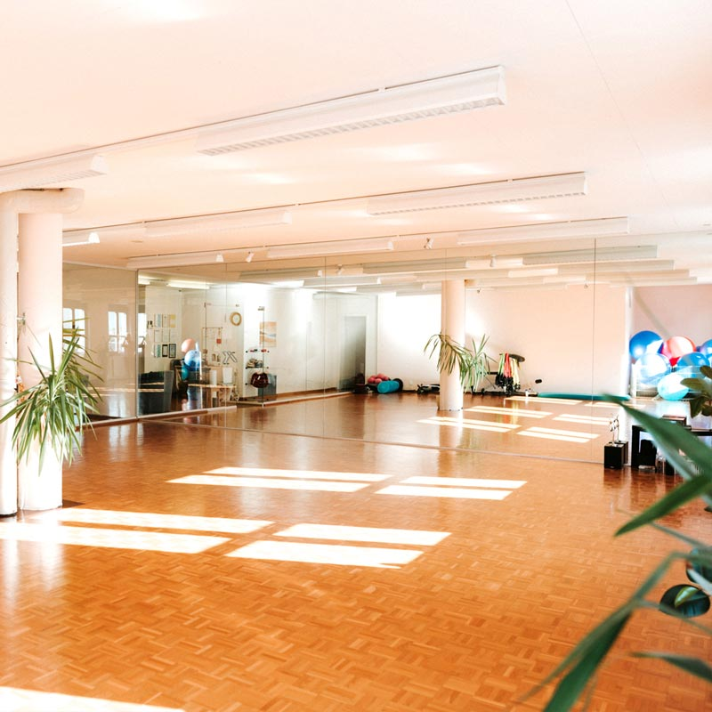 Fitnessstudio SUVITA Heimberg