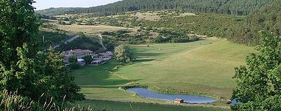 Sejours vacances sportives avec ce golf dans la drome