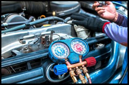Auto mechanics near me for heating and air repair