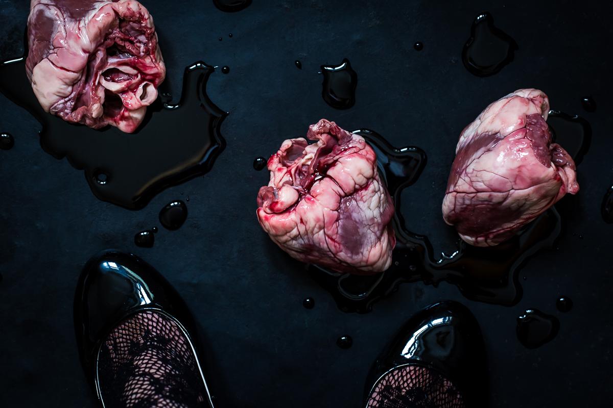 5,96 €/kg (lamb hearts), Vivi D'Angelo, 2017