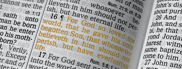 Comment Jean 3.16 est devenu le verset de la Bible le plus connu dans le monde