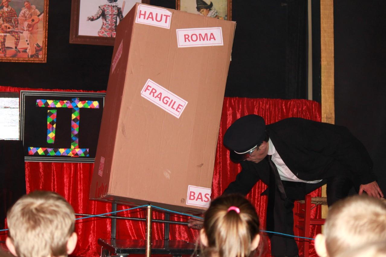 spectacle pour enfants - Et patati, et patatrac... - saison 2012-2013 - troupe LES GUIGNOLOS - www.lesguignolos.fr
