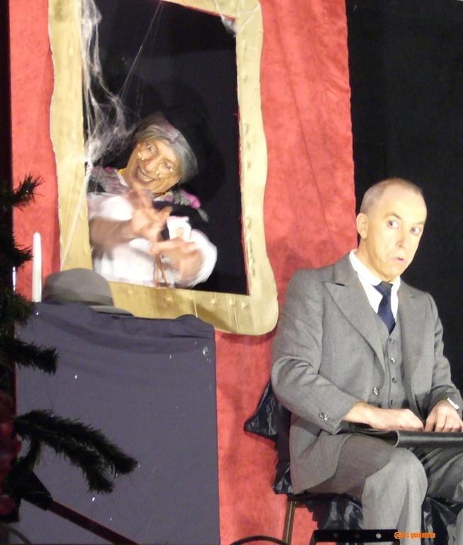 la sorcière et les bas laids - tournée 2006/2007