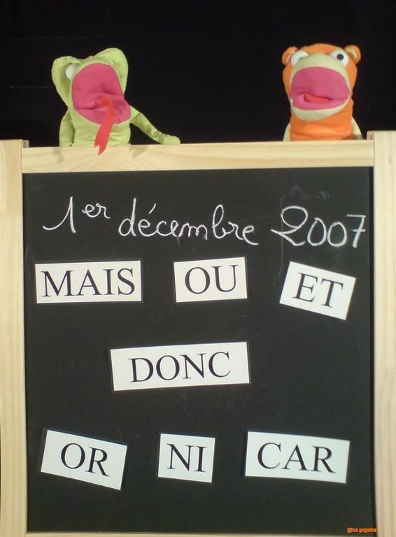 mais où est donc ornicar ? - tournée 2007/2008